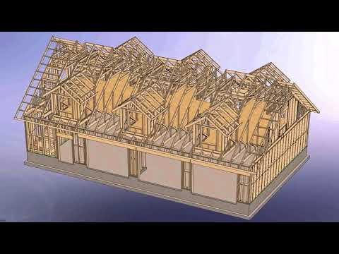 30x50 Metal Building House Plans