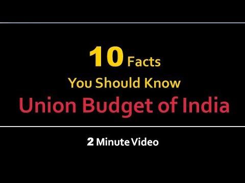afa40804bac Union Budget of India