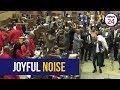 WATCH: Sing-off between ANC and EFF at Gauteng Provincial Legislature