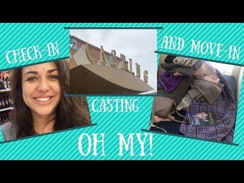 DCP Check-In Day & Casting   Vlog 26   JeniB's DCP