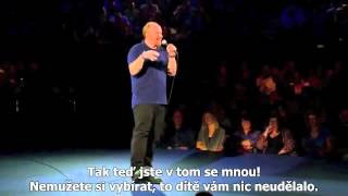 "Louis C.K.  ""Of Course, But Maybe"" (czech subs)"