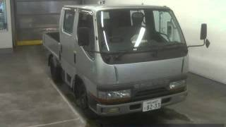 1997 MITSUBISHI CANTER TRUCK 4WD_ FD501B(For more info on this car or other JDM cars join our forums for free at http://forums.jdmvip.com or visit our main site http://jdmvip.com., 2015-10-15T18:50:03.000Z)