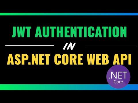 JWT Authentication in ASP.NET Core Web API
