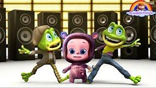 Детская Песня Лялечка & Crazy Frogs-Мультик-Сказка