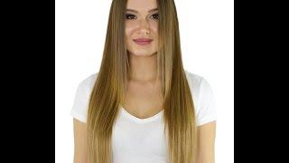 Волосы для наращивания #10 Русый