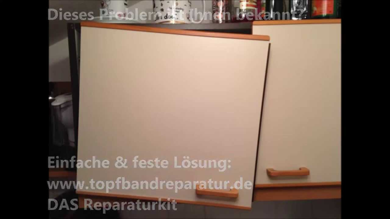 defekte scharniere an den schrankt ren schrankt re ausgerissen scharnier reparieren youtube. Black Bedroom Furniture Sets. Home Design Ideas