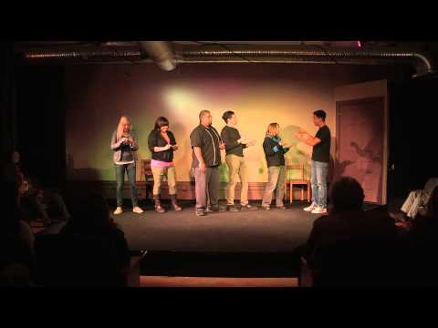 Cage-Free Humans performs The Harold (Improv) 02/13/2015