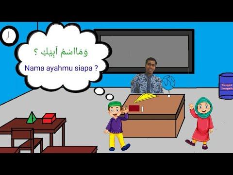 "BELAJAR BAHASA ARAB ""PART 3"" المذكر والمؤنث.. from YouTube · Duration:  7 minutes 39 seconds"