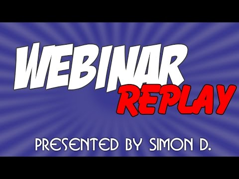 WEBINAR REPLAY  Social Maniplulation Method Drive Traffic  BrowSEO