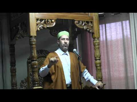 Nhiec Friday Khutbah Sh  Jamal Alsafrati (Uprightness)