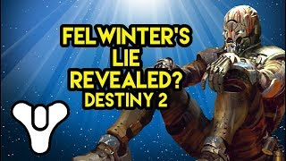 Destiny 2 Lore The Speaker was a fraud!?