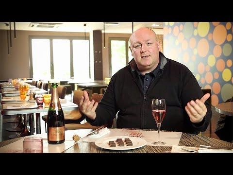 L'accord Champagne & Chocolat par Geoffrey Orban