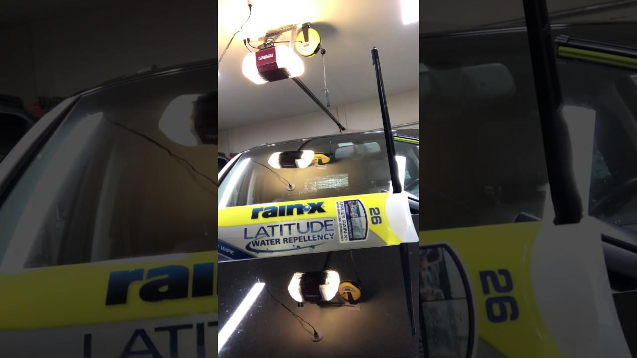 DIY Super Easy Audi windshield wiper install YouTube