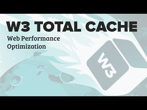 How to Install and Setup W3 Total Cache for Beginners - 동영상