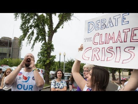 Why Don't the Dems Want A Climate Debate?