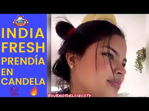 India Fresh EN CALIENTE habla todo. Cuantas se hace, cuantos echa y más
