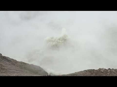 Yellowstone Geyser Explosions