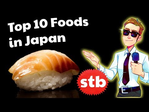 SoloTravelBlog Live Stream // STB Update & Top 10 Foods in Japan