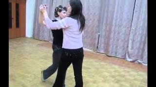 Уроки бальных танцев