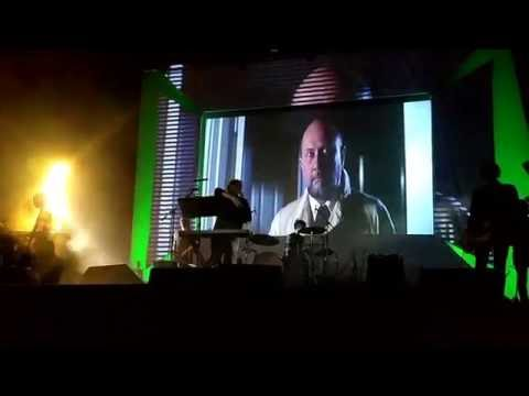 John Carpenter   Halloween Main Title Theme Live Detroit   July 15, 2016