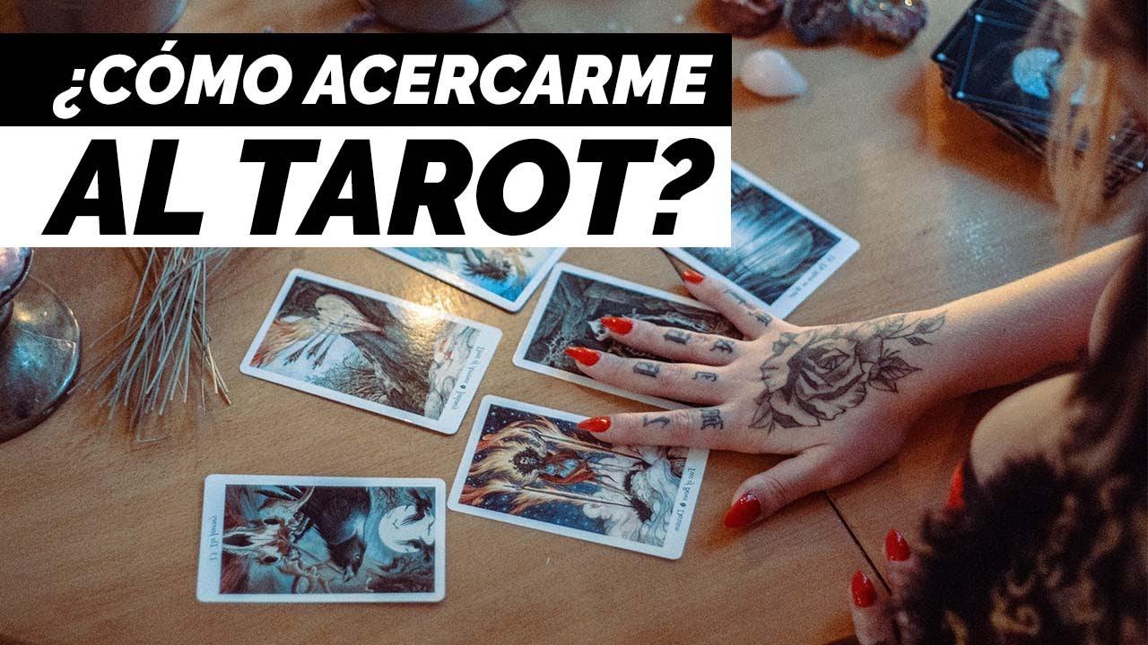 ¿Cómo acercarme al mundo del tarot? Ishtar Freya | ActitudFem