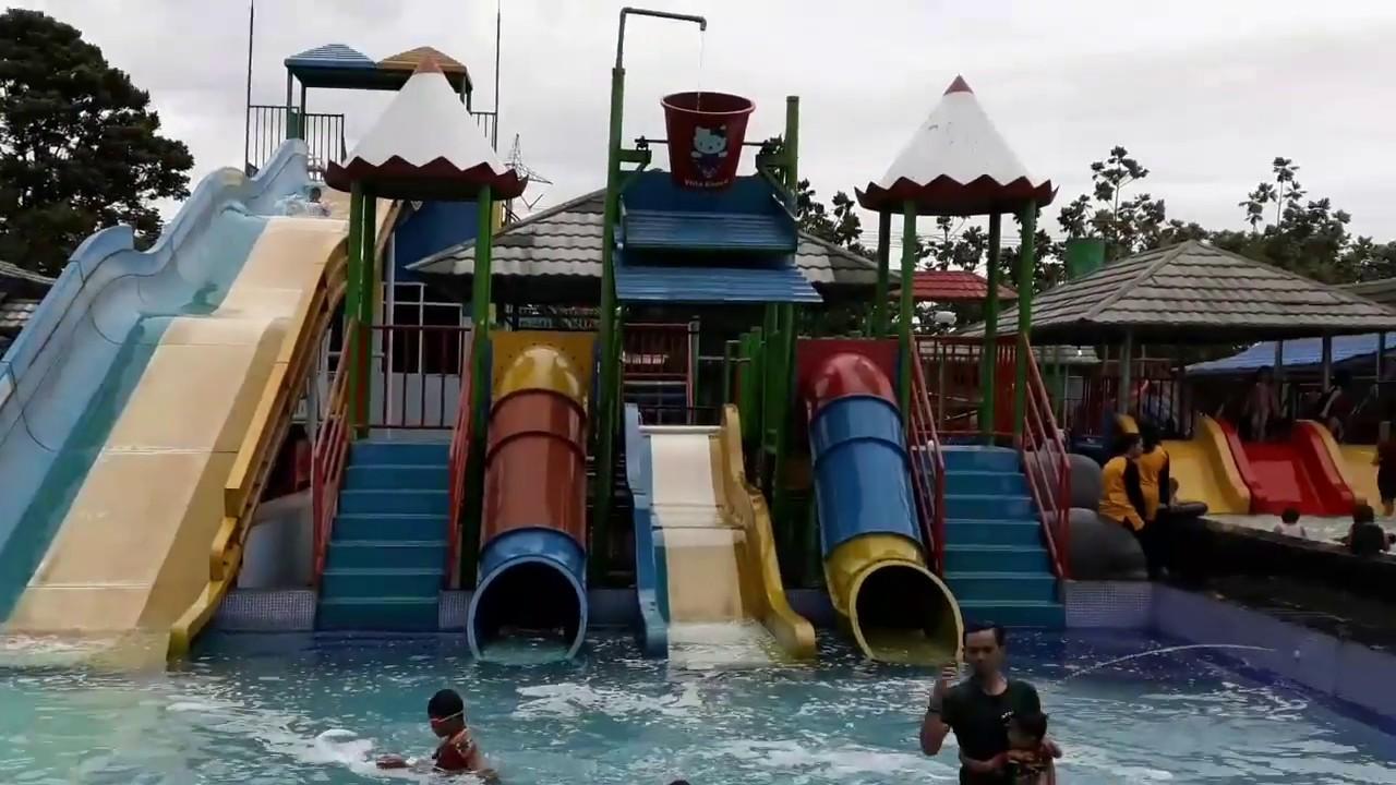 Villa Kancil Majalaya Waterboom Outbond Adventure Suasana