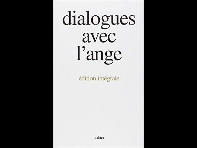 Confe?rences de Patricia Montaud Dialogues avec lange dhier et daujourdhui