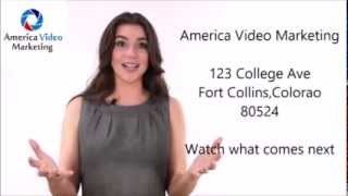 Fort Collins Co Video Marketing Services & Aerial Videos Produced 970-566-9999