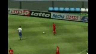 Show de Golazos PES 2008 Liga Argentina Clausura '08
