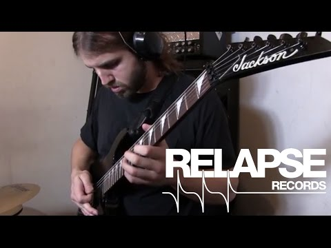 "PYRRHON - ""Balkanized"" Dylan DiLella Guitar Performance Video"