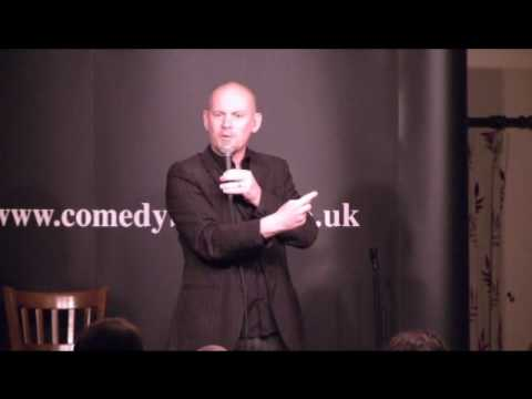 Steve Day - Comedy Paralympics
