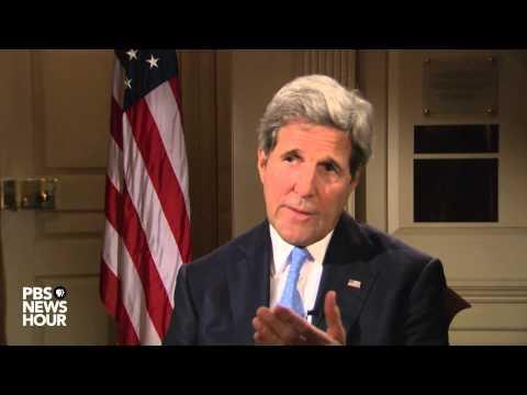 Excerpt: Kerry warns Iran over involvement in Yemen