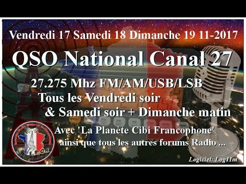 V17 11 2017 QSO National Cx27 section SudOuest