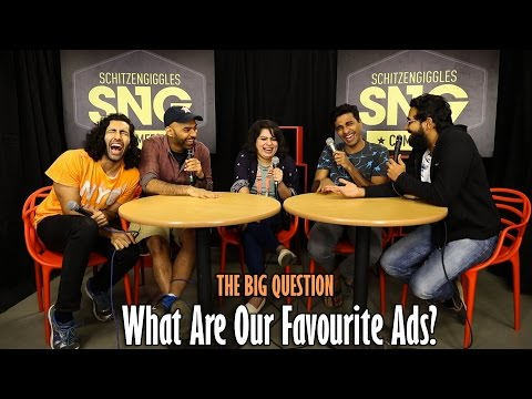 SnG: What Are Our Favourite Ads Ft Mallika Dua | The Big Question Episode 41 | Video Podcast