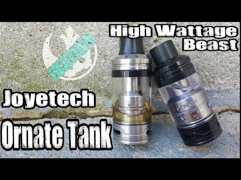 Ornate High wattage Beast Tank I Joyetech I Heathen Live