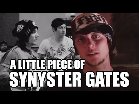 A little piece of Synyster Gates