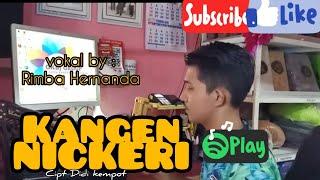 Download Kangen Nickerie - Cipt Didi Kempot cover by Rimba Hernanda #kangennickerie #coverkangennickerie