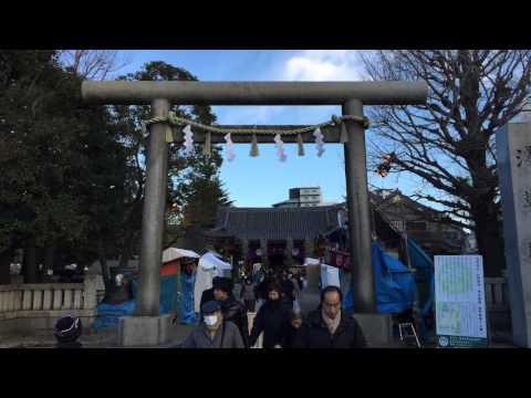2015 浅草神社 初詣