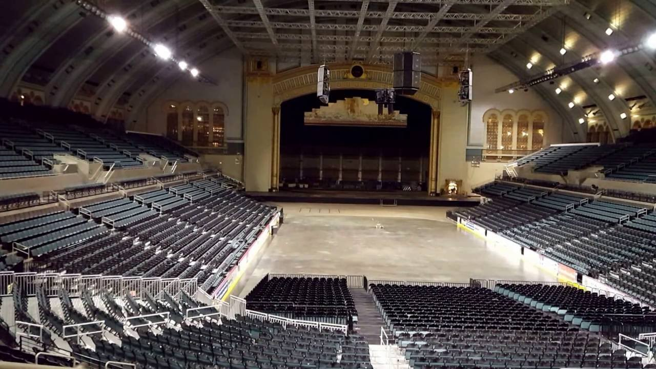 Orgel Der Atlantic City Convention Hall Youtube