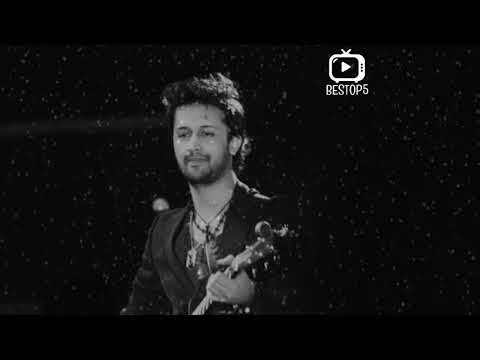 Mere Rashke Qamar by atif aslam | atif aslam new song | dekhte dekhte