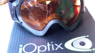 Dragon Mace ski goggles from iOptix.co.uk