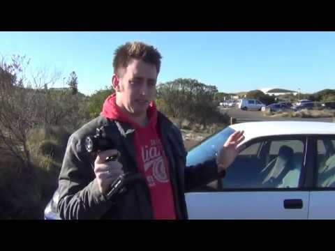 BEHIND THE SCENES: REMOTE CONTROL CAR TEST