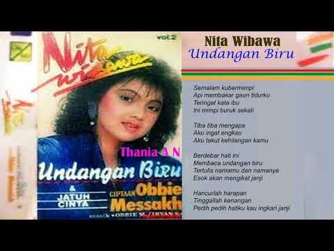 Nita Wibawa   ~  Undangan Biru  ( Obbie Messakh )1986