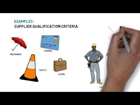 BROWZ: What is Contractor Management & Supplier Qualification