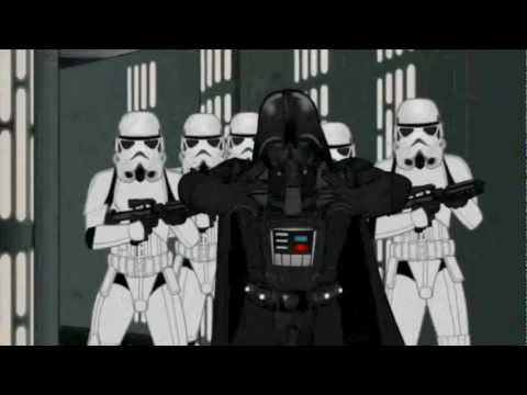 Star Wars Gangsta Rap 3 HD