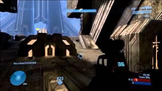 Halo 3: Team Slayer 19-0 Rage Quit