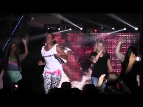 Rah Digga at 340nightclub (Full Performance)
