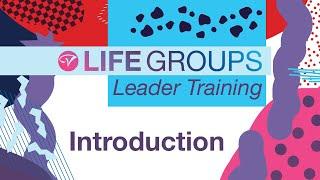 Life Group Leadership Training - Kirk Yamaguchi
