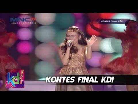 "Ayu Ting Ting "" Yang sudah Ya Sudahlah "" Kontes Final KDI 2015 (25/5)"