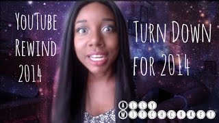 YouTube Rewind: Turn Down for 2014 REACTION | AllyWitchcraft